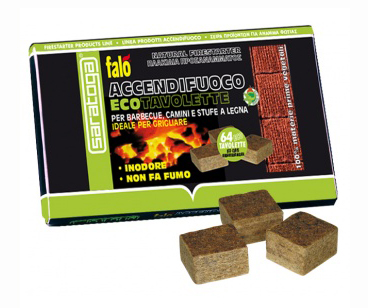 Saratoga eco kocke za kamine