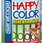 HAPPY COLOR Renewer paint – barva v gelu za rjaste površine