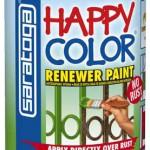 HAPPY COLOR Renewer paint – barva v gelu za rjaste površine